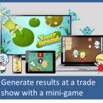 How to generate $10,000 at an exhibition using a mini-game